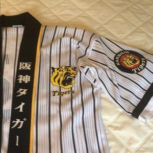 Jackets & Blazers - Hanshin Tigers Baseball Coat